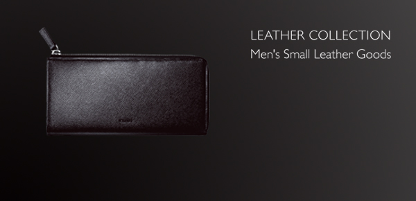 "LEATHER COLLECTION ""Men's Small Leather Goods""; ?>"