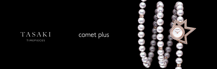 TIMEPIECES comet plus