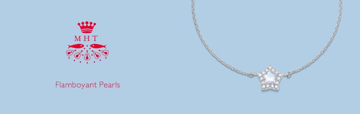 MHT Flamboyant Pearls BRACELET